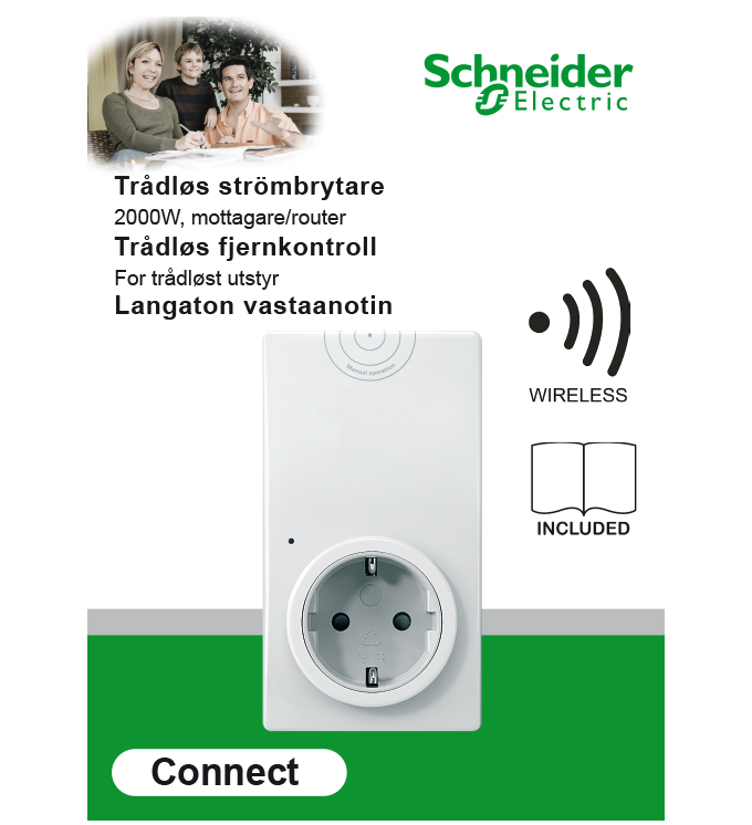 Schneider Electric emballage