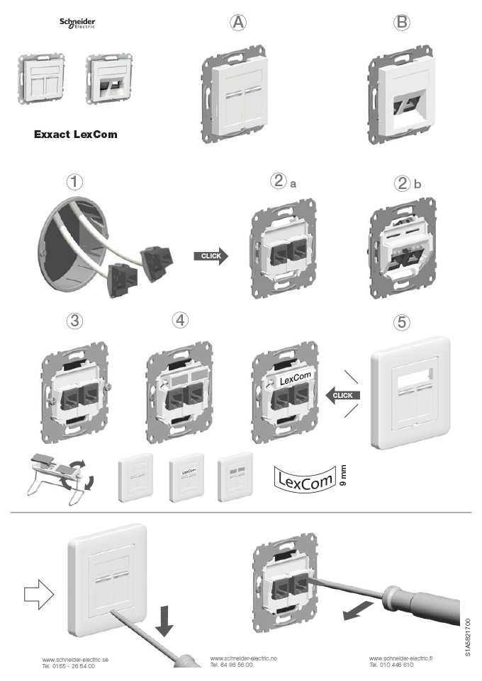 Schneider Electric LexCom
